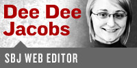 Dee Dee Jacobs, SBJ Web Editor