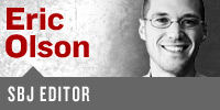 Eric Olson, SBJ Editor