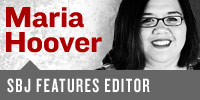 Maria Hoover, SBJ Features Editor