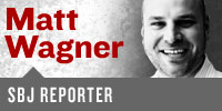 Matt Wagner, SBJ Reporter