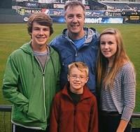John Lambert and his three children were killed in a plane crash near Springfield-Branson National Airport.
