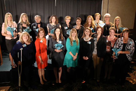 SBJ's 2013 class of Most Influential Women