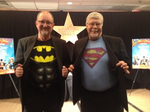 City leaders by day, crime fighters by night.