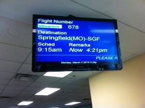 Boarding soon?